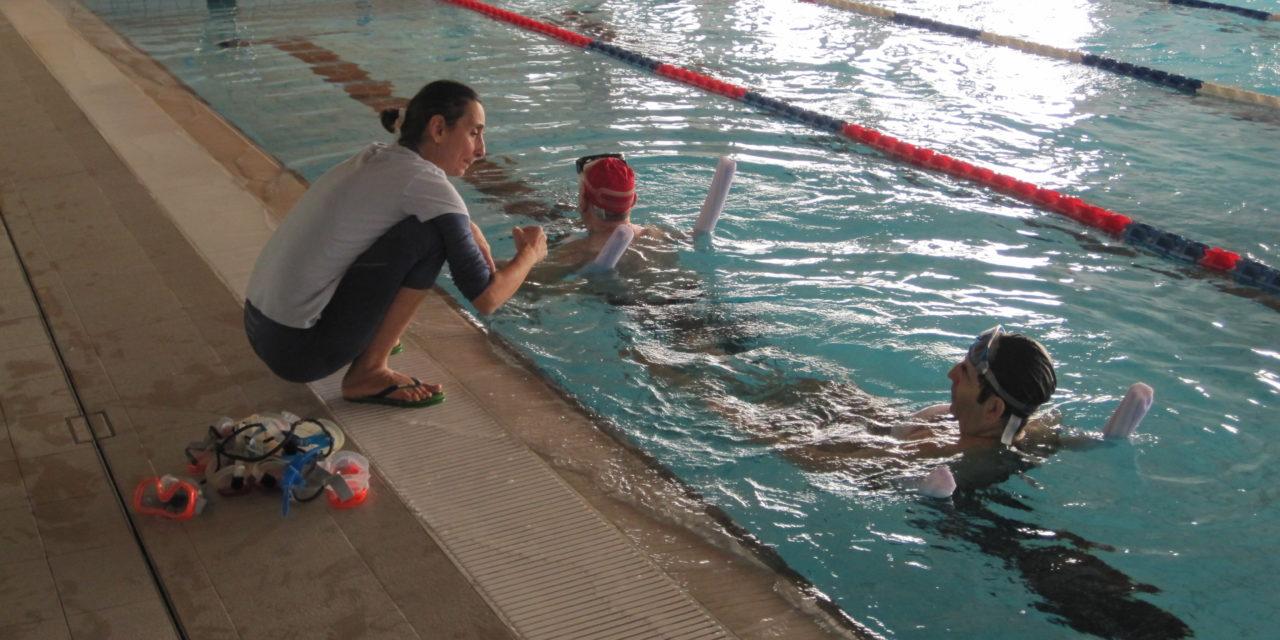 Al via i corsi per persone colpite da sclerosi multipla alla piscina Ortignola