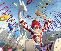 Carnevale di Viareggio, ci siamo!