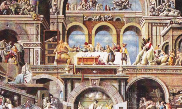 """""""La festa del Paradiso"""" di Leonardo da Vinci in scena a Imola"""