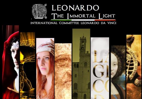 """""""Leonardo – The Immortal Light"""" fa tappa a Gubbio"""