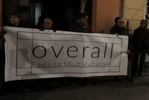 """""""No alla guerra all'Iran"""", manifestazione a Faenza"""
