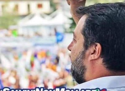 Salvini e Sardine, acceso testa a testa
