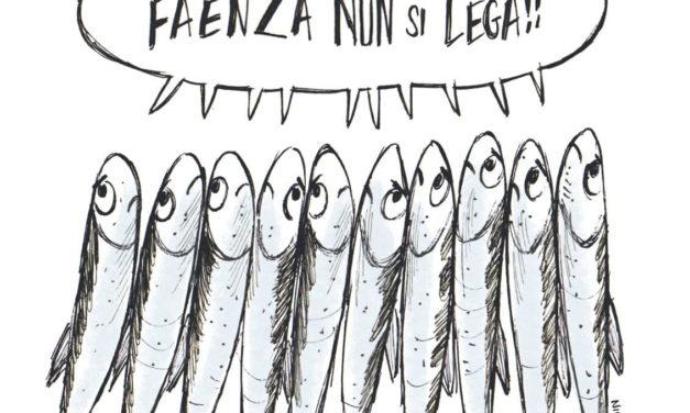 Faenza, Sardine e Salvini: un duello a distanza tra il 4 e 5 gennaio