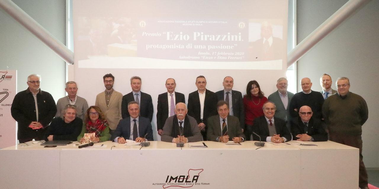 Il premio Pirazzini quest'anno è dedicato agli inviati alle Olimpiadi