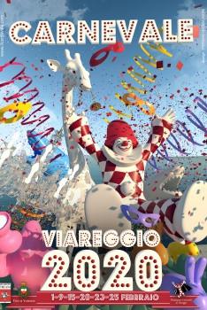 Carnevale di Viareggio, il 9 febbraio il secondo Corso mascherato
