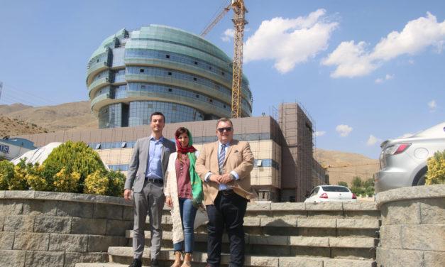 """La visita di Gasparri in Iran: """"Un mercato con grandi potenzialità per l'Italia"""""""