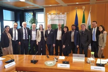 Regione Emilia Romagna, varata la nuova Giunta