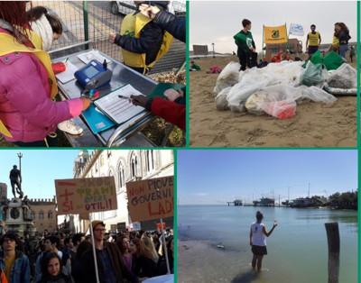 Green Eye, il nuovo progetto di citizen science di Legambiente
