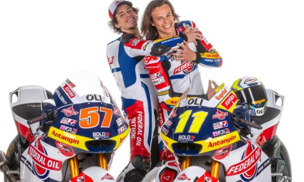 Motociclismo, presentato il team Gresini