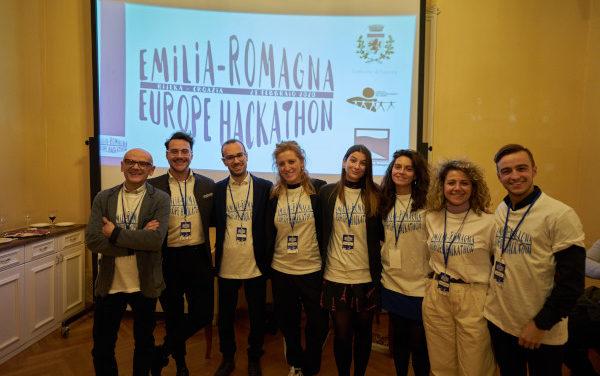 Delegazione di giovani faentini a Fiume per un progetto regionale