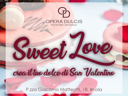 Crea il tuo dolce di San Valentino