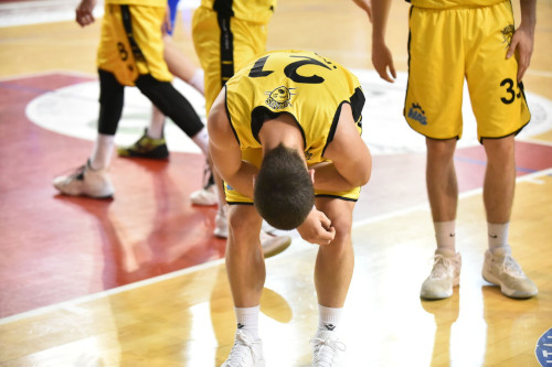 Basket, serie C Gold, brutta sconfitta casalinga per la Virtus Imola