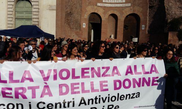 Lotto marzo, le donne interrogano la politica