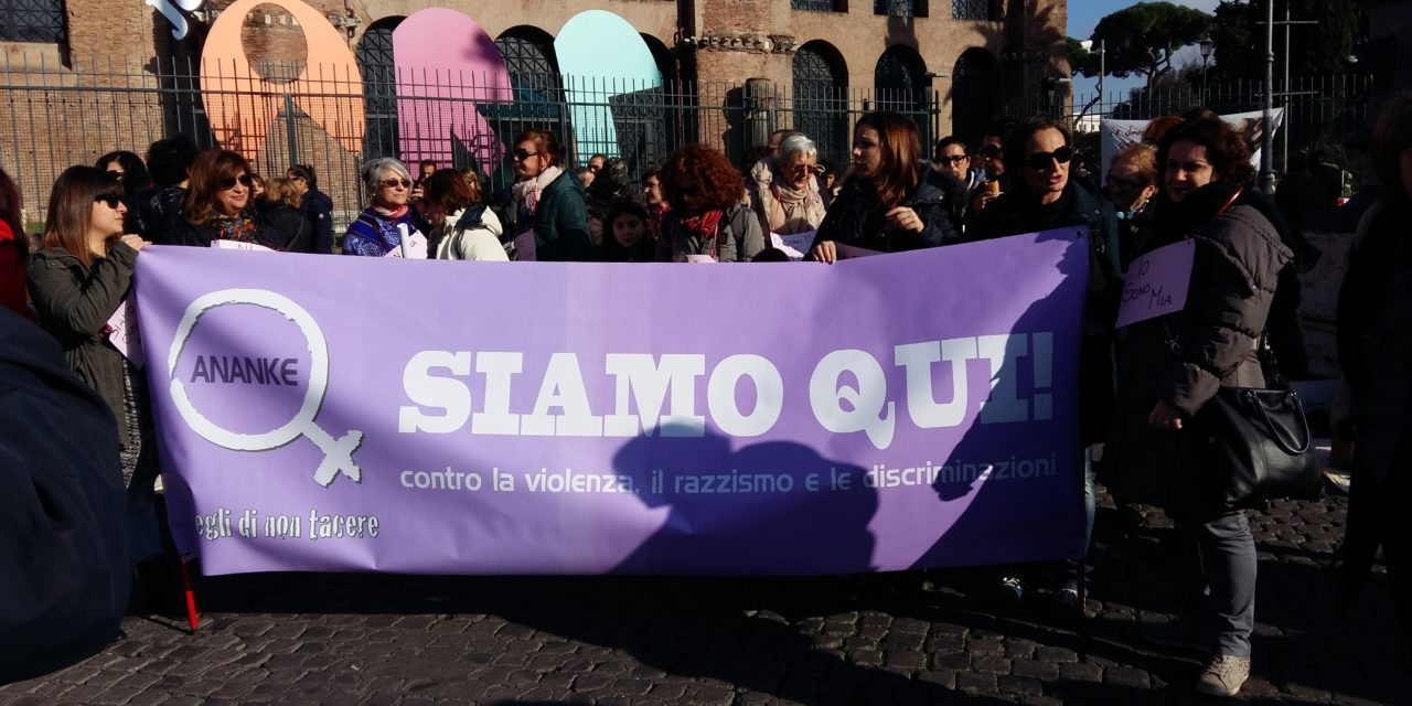 Lotto marzo: annullato l'appuntamento delle donne in Piazza Matteotti il 9 marzo
