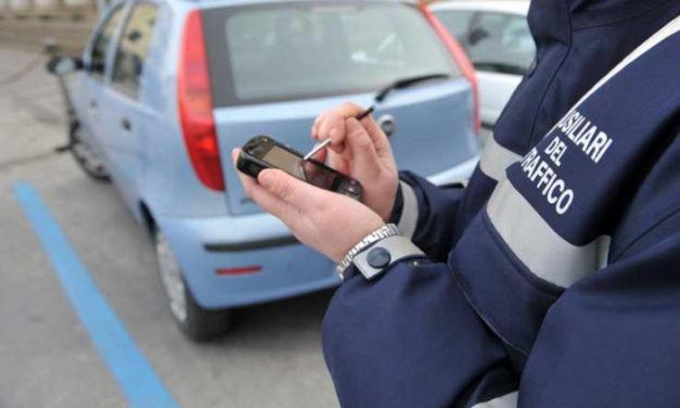 """Italia Viva al Commissario: """"Sospendere le contravvenzioni nei posti-auto blu"""""""