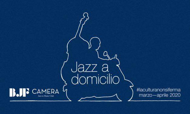 Jazz a domicilio. L'iniziativa di Bologna Jazz Festival