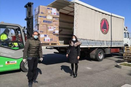 Coronavirus: la Cina in aiuto all'Emilia-Romagna