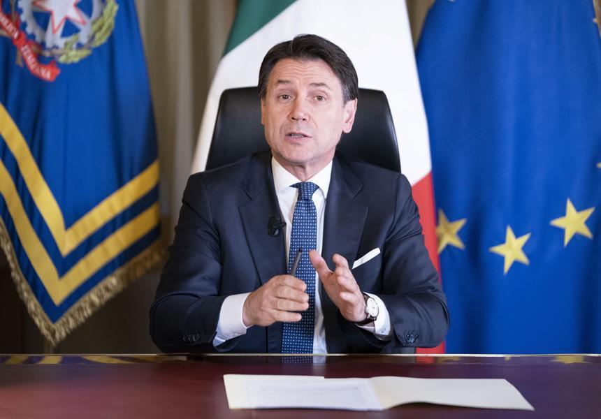 Coronavirus: l'Italia resta chiusa fino al 3 maggio, poi ripartenza graduale