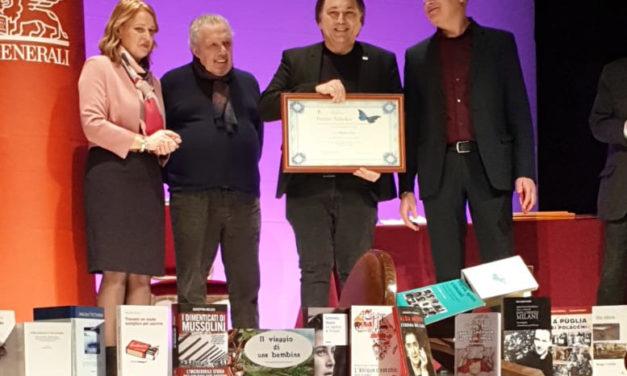 """""""Occhi Viola"""" di Fabio Mundadori vince il premio Nabokov"""