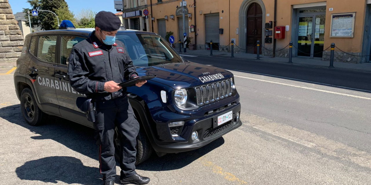 Trova il conto corrente prosciugato e tenta il suicidio, salvato dai carabinieri