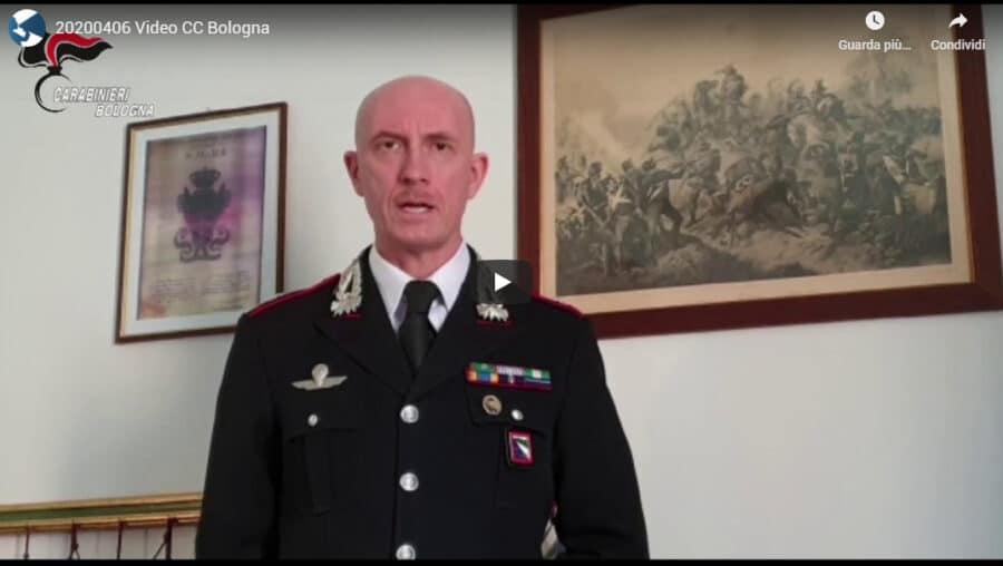 Carabinieri di Bologna – Controlli sul territorio