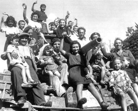 Le celebrazioni della Liberazione nel circondario imolese
