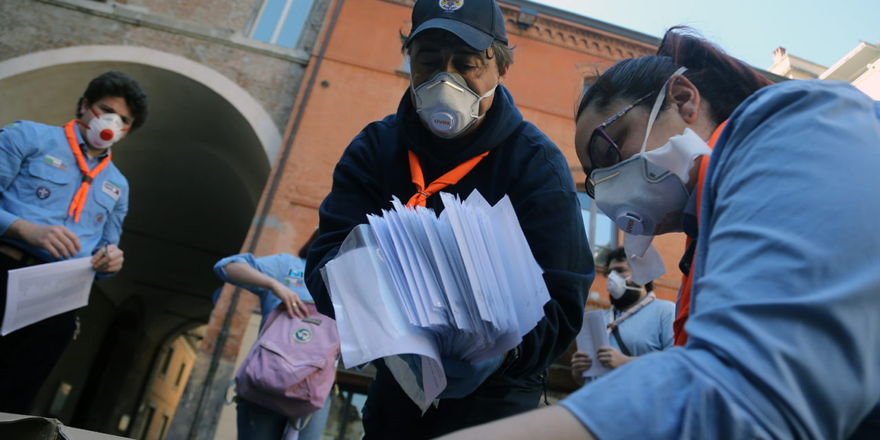 Coronavirus, consegnate 3500 mascherine alle famiglie, dal 14 aprile le altre