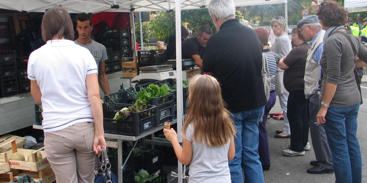 Riaprono dal 27 aprile i mercati contadini alla Bertella e a Osteria Grande