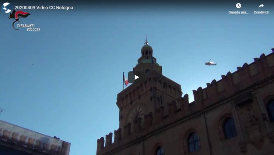 I controlli dei Carabinieri a Bologna e Provincia