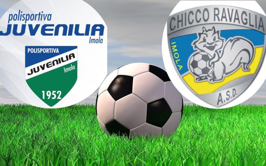 Calcio, Polisportiva Juvenilia e Chicco Ravaglia Asd avviano un percorso comune