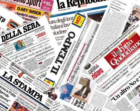 I giornali, ultime vittime del virus?