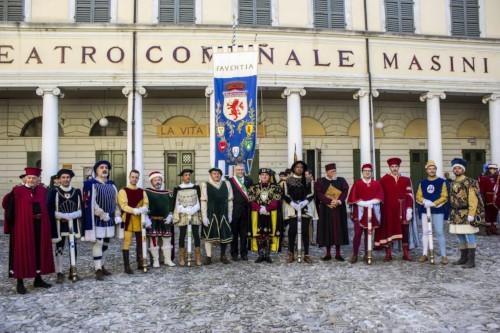 Covid-19: l'assistenza arriva dai rionali faentini
