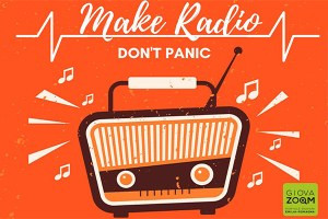 """Make radio, don't panic!"" con le web radio emiliano romagnole"