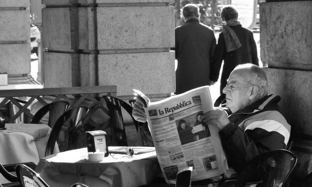 """La nuova """"Repubblica"""" nel crepuscolo dell'editoria"""