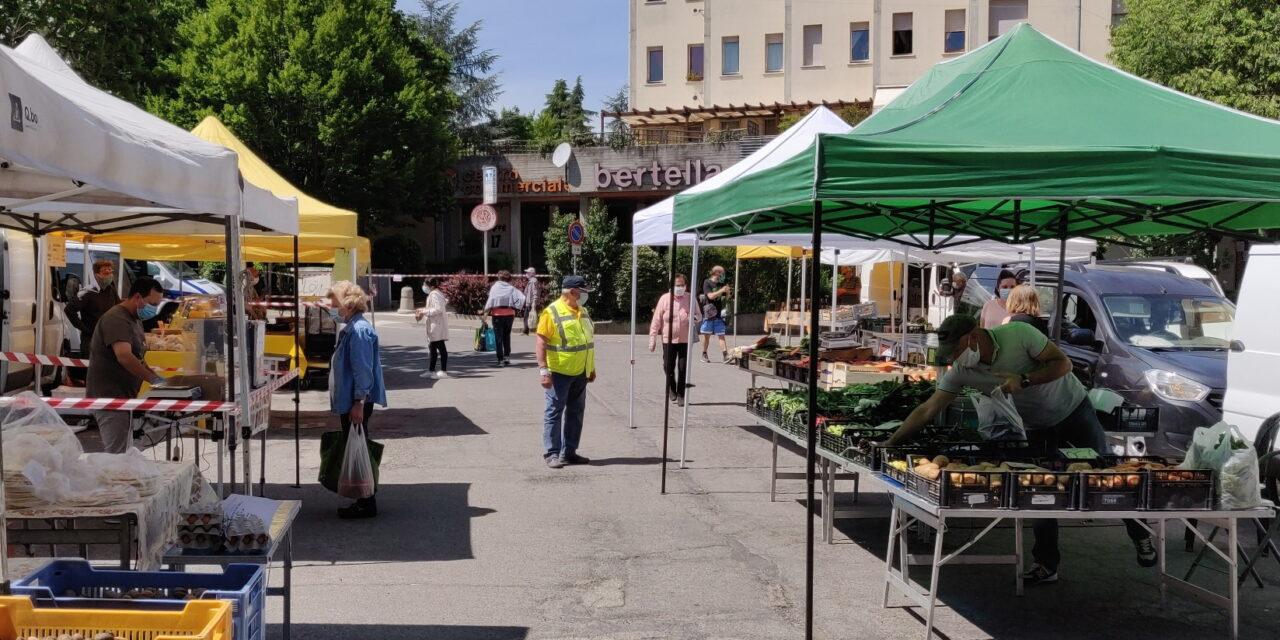 Prorogata l'apertura dei mercati alimentari nel Comune di Castello