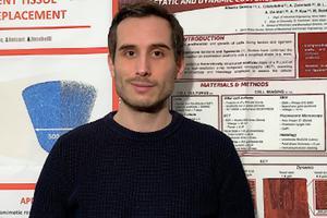 Biomeccanica, premio europeo ad un ricercatore dell'università di Bologna
