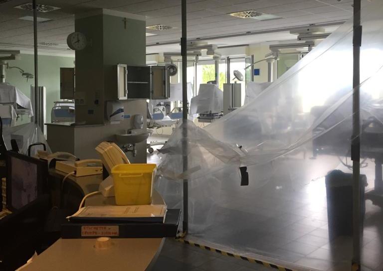 Coronavirus aggiornamento: a Imola l'Area critica torna alla normalità