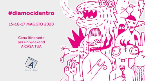 #Diamocidentro: il weekend alternativo di Distretto A di Faenza