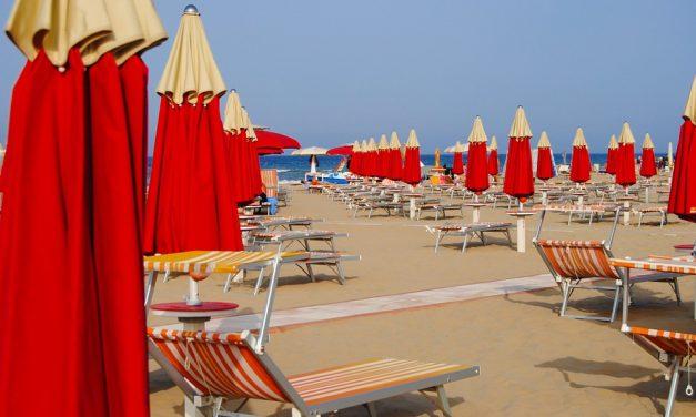 Turismo, dalla Regione 5 milioni per le imprese balneari