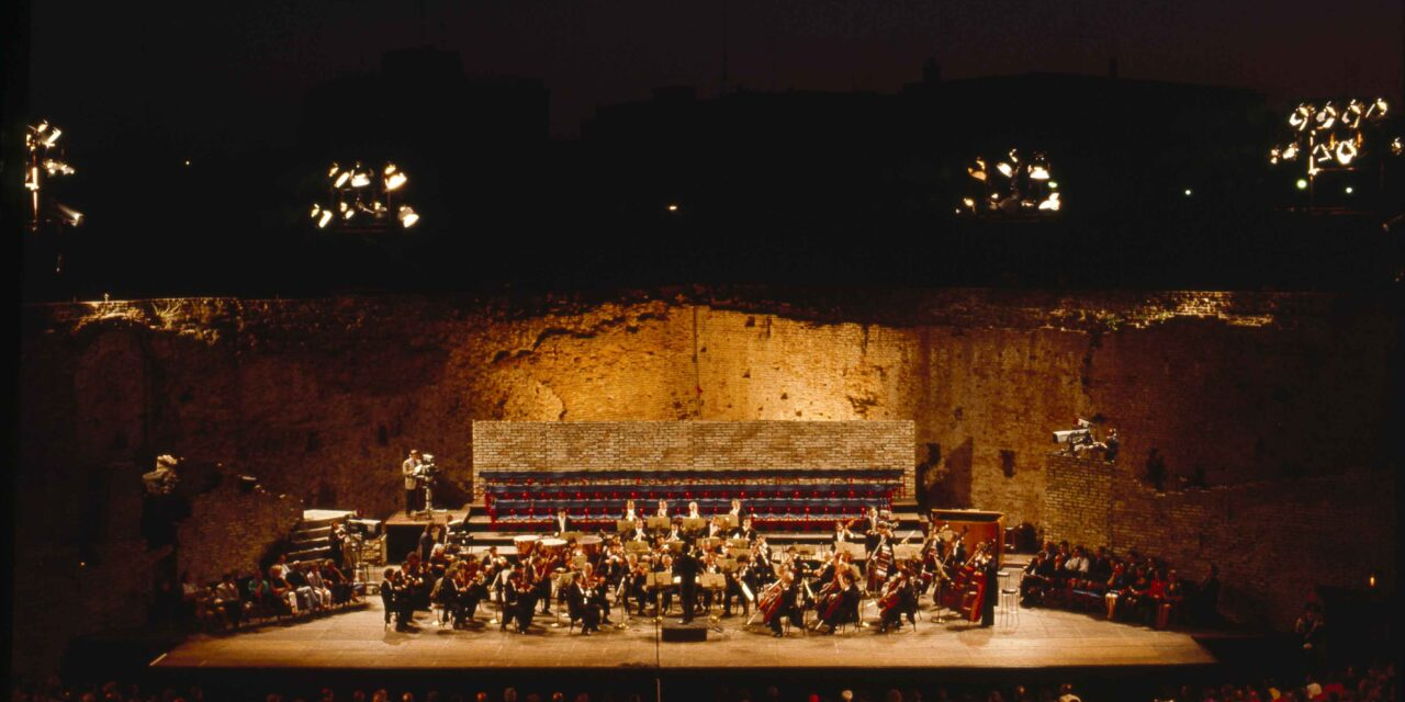 Ravenna Festival c'è. Riparte il 21 giugno