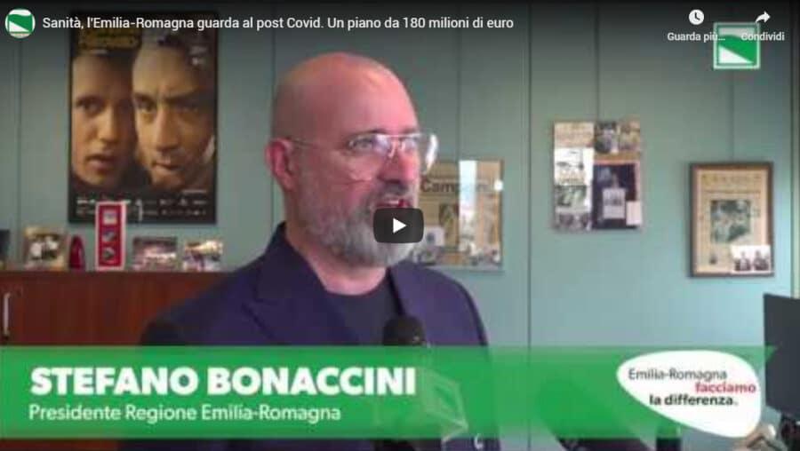 Sanità, l'Emilia-Romagna guarda al post Covid. Un piano da 180 milioni di euro