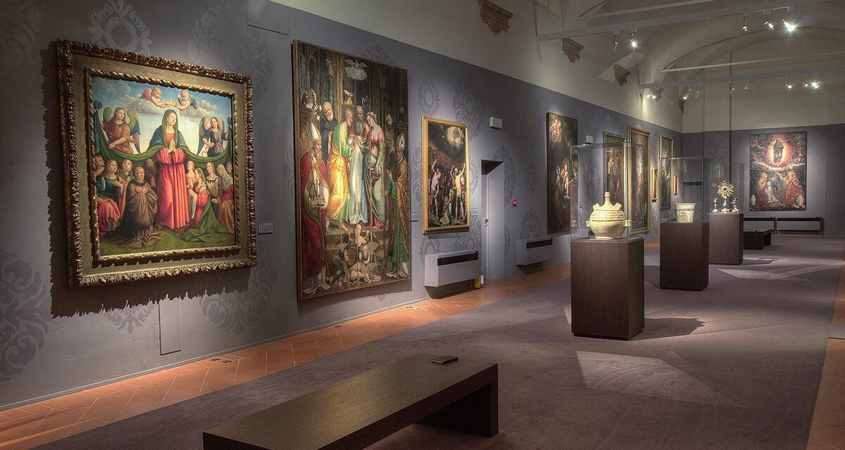 Dal 6 giugno riaprono anche il Museo di San Domenico e Palazzo Tozzoni