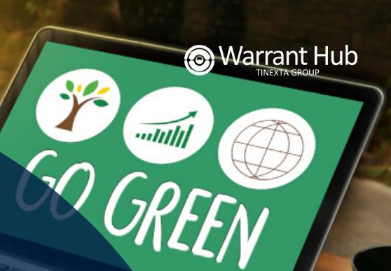 Warrant Hub Correggio, un futuro verde con la DigiGreen Innovation