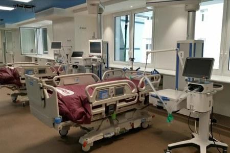 Coronavirus: Hub nazionale di terapia intensiva, inaugurato a Rimini il primo modulo