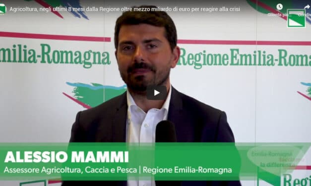 Agricoltura, negli ultimi 8 mesi dalla Regione oltre mezzo miliardo di euro per reagire alla crisi