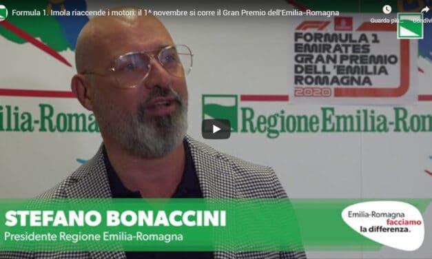 Formula 1. Imola riaccende i motori: il 1^ novembre si corre il Gran Premio dell'Emilia-Romagna