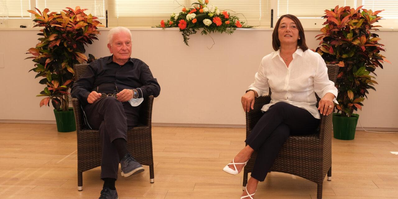 Achille Serra capolista della civica collegata alla candidata Carmen Cappello