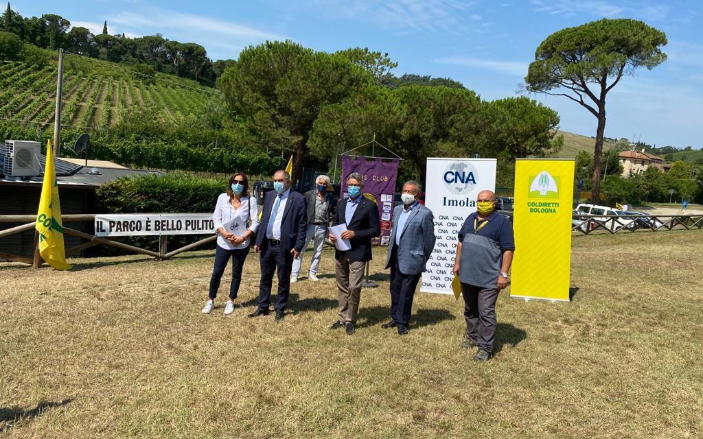 Cna, Coldiretti e Lions insieme contro l'inquinamento dell'ambiente