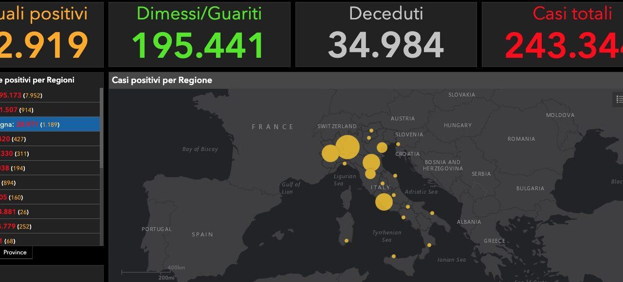 Covid Emilia-Romagna, 13 casi in piùrispetto a ieri di cui6 persone asintomatiche