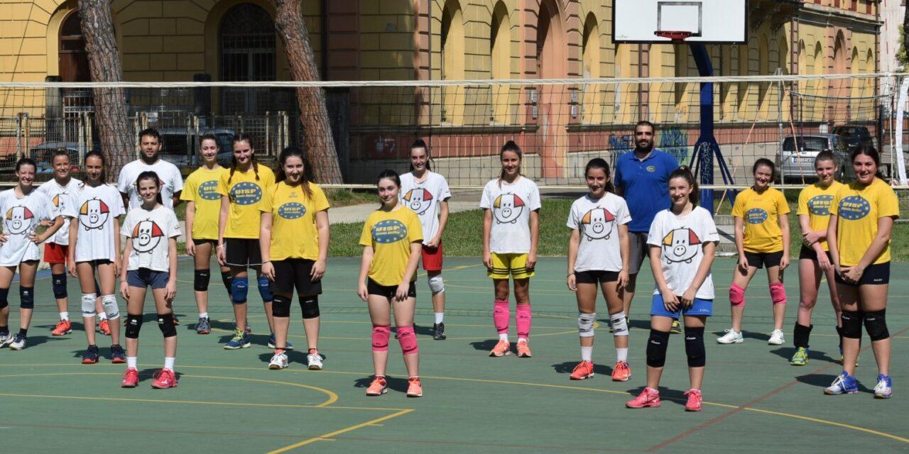 Pallavolo Csi Clai e SportUp uniscono le forze: nasce la New Team